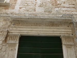 medieval inscriptions ascoli piceno